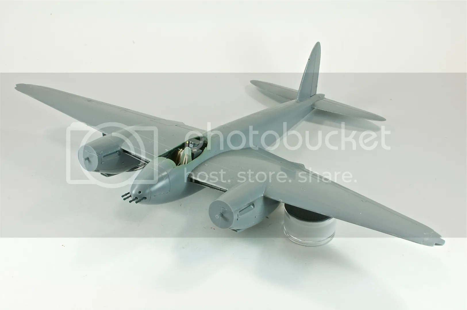 Mosquito NF.II,2011,February,1/48,Tamiya,scale models
