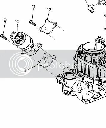 Pcv Valve 2007 Chevy Van 2007 Chevy ABS Valve wiring