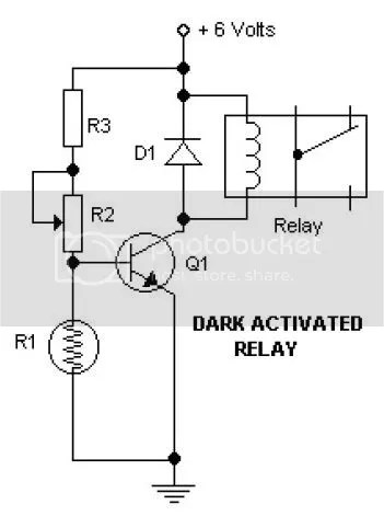 Laser Trip Wire Alarm(LDR) Question