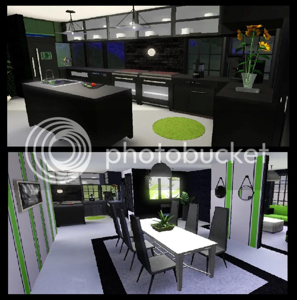 chloe sims starship tan kitchen walls