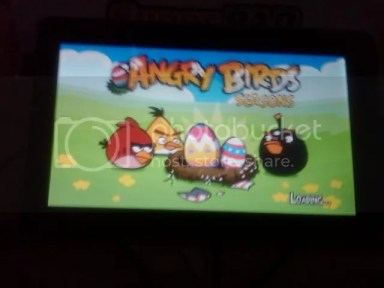 Angry Bird, angry bird ipad, playing angry bird, angry bird cahracter, burung marah,