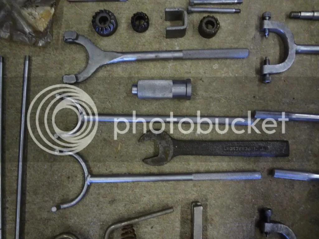 RTSO Honda Motorcycle Specialty Tools