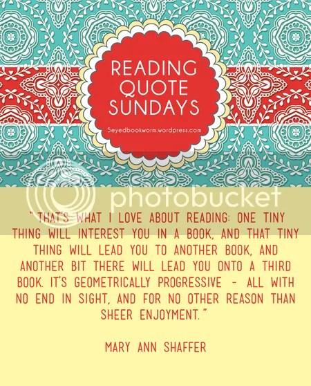 Rading Quote Sundays #10