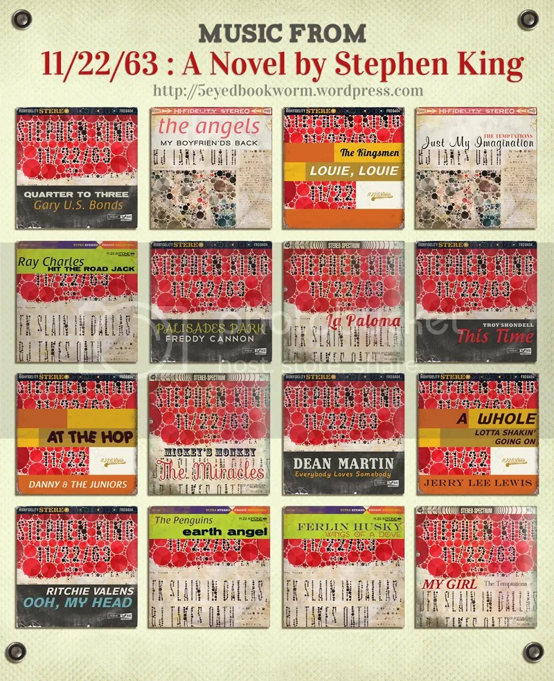 music from 11/22/63 stephen king