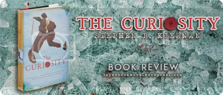 The Curiosity by Stephen P. Kiernan - Book Review
