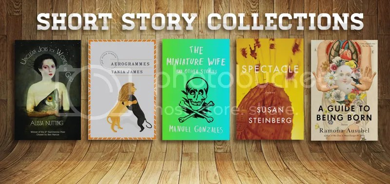 Short Story Collections © The Five-Eyed Bookworm