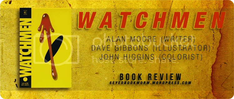 Watchmen Book Review