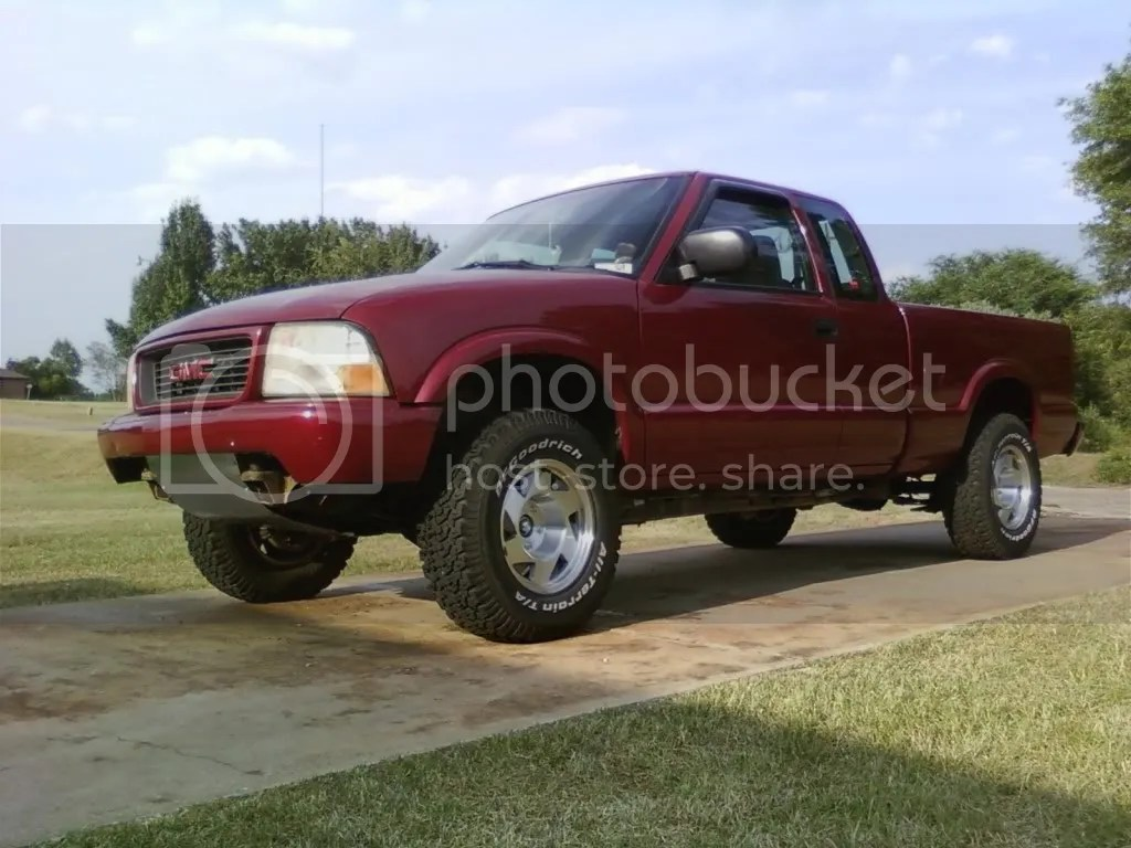 hight resolution of 2001 gmc sonoma lifted