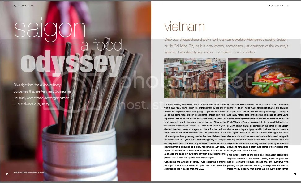 Cinnamon hotel saigon on magazine, Cinnamon hotel saigon on magazine