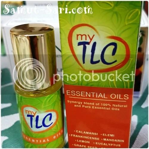 Pillars 5 My TLC Essential Oils