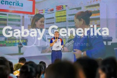 Generika Drugstore and FamilyDOC Partners in Public Health