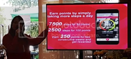 Philam Vitality Active App Rewards