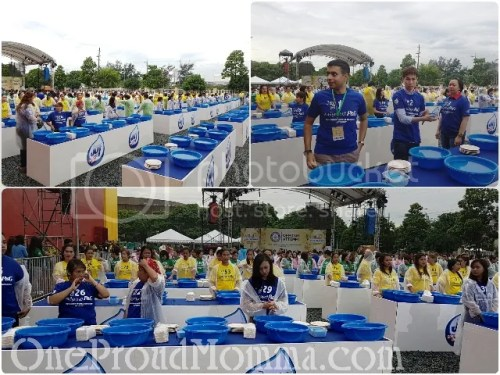 P&G and Puregold 7th VIPuring Convention