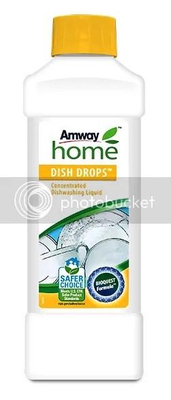 Amway Home Dish Drops
