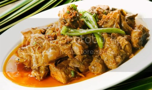 Island Cove Hotel and Leisure Park Presents Taste Cavite Food Tour #TasteCavite Adobong Imus