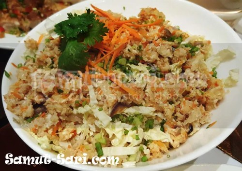 Just Thai Crab Meat Fried Rice