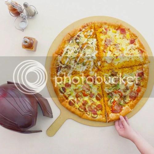 Pizza Hut Blowout Pizza XMen Apocalypse