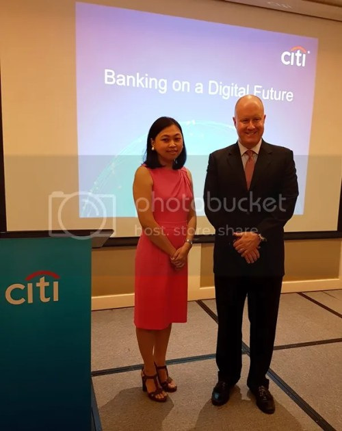 Citi Philippines: New Digital Partners, Products and Services
