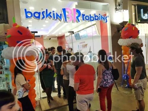 Baskin Robbins BGC High Street