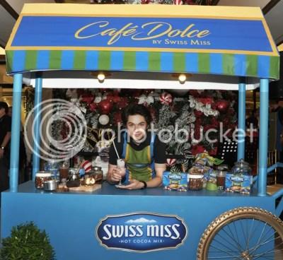 Swiss Miss Chocolate Hazelnut Global Endorser Anne Curtis