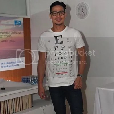 Essilor_Piolo and Crizal get into lifes moments