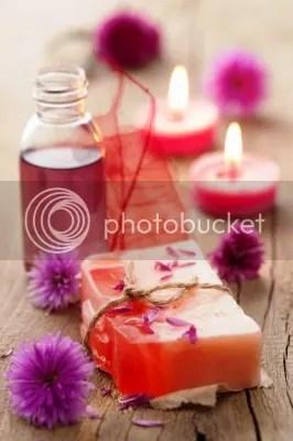 Handmade Herbal Soap by dusky
