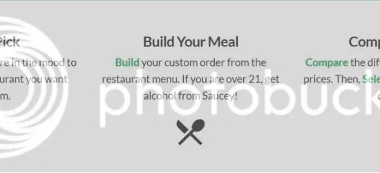 Bootler online aggregation service for delivery food