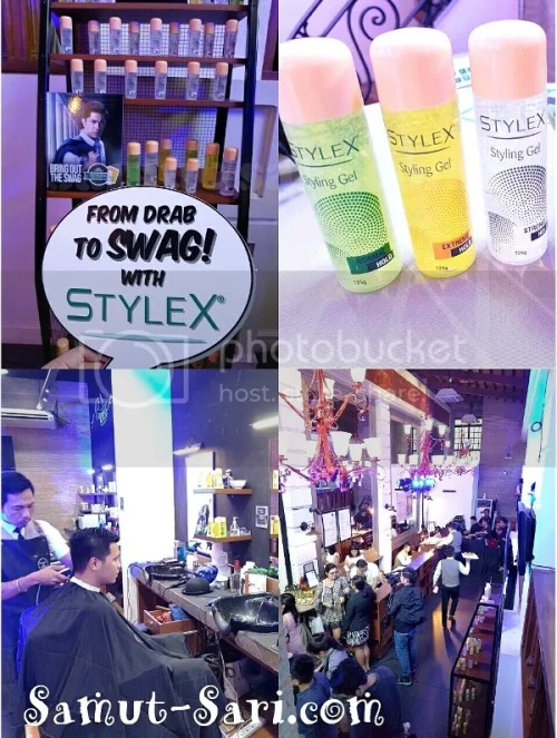 Stylex Styling Gel with Paulo Avelino