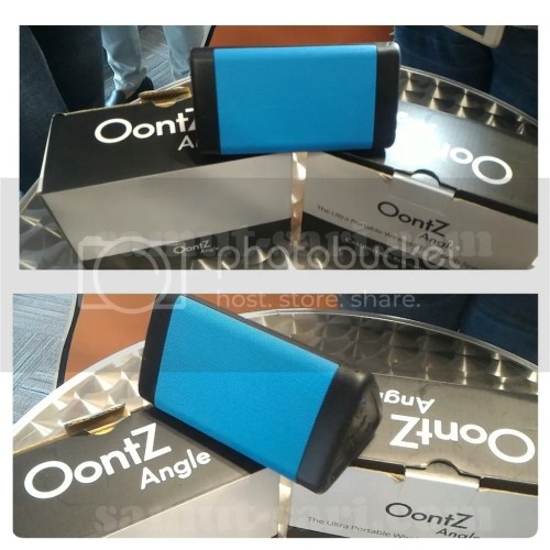 OontZ Angle 3 Bluetooth Speakers