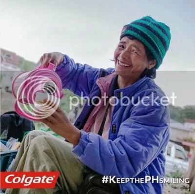 Colgate-Palmolive Keep The Filipinos Smiling