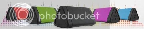 OontZ Angle 3 Bluetooth Speakers