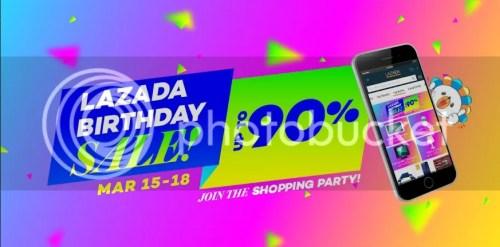 Lazada Philippines Celebrates 4th Anniversary SALE