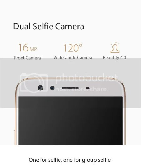 OPPO F3 Plus 'Groufie' Expert Front Cam