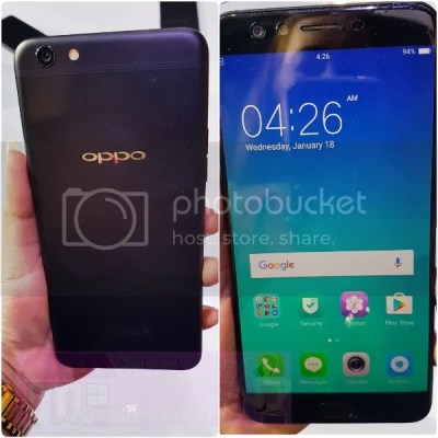 OPPO F3 Plus 'Groufie' Expert