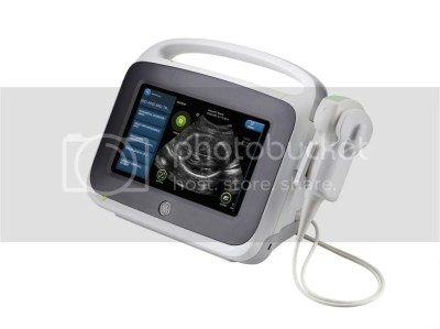 GE Vscan Access Ultrasound Device