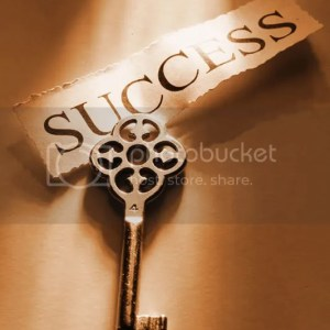 Success is the Key