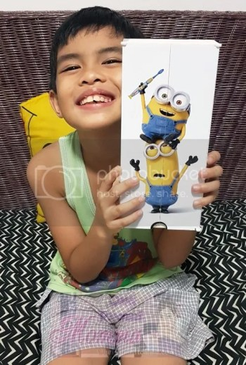 Make Brushing More Fun with Colgate's Minions Toothbrush and Minions Toothpaste!
