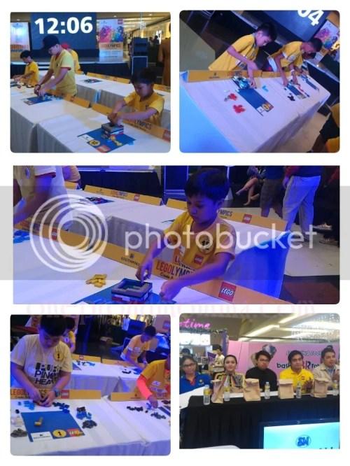 Legolympics Kids Category