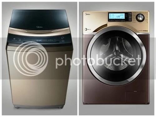 Midea iADD Washing Machine