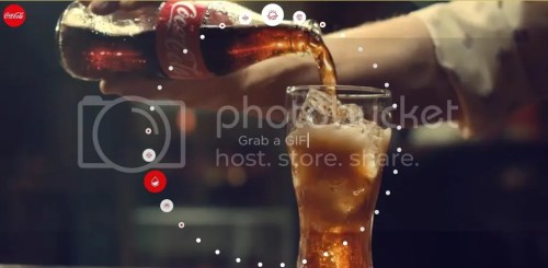 Coca Cola Taste The Feeling Global Campaign