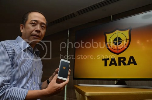 TARA Mobile App Theft Alarm and Recovery Application