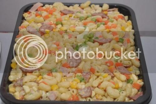 Las Vegas Macaroni Ranch Salad