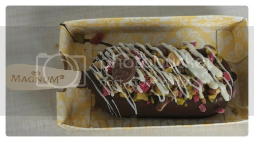 Magnum Manila Dark Chocolate Ice Cream Bar