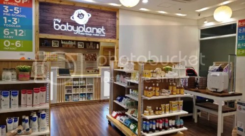 My Baby Planet Concept Store Philippines