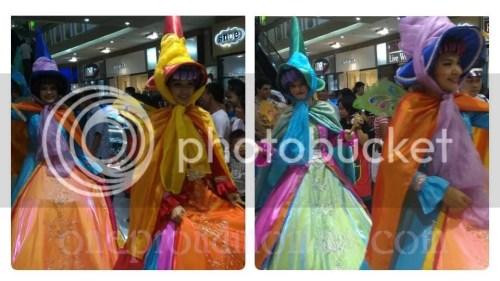 SM Christmas Magical Parade