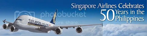 Singapore Airlines 50th Anniversary
