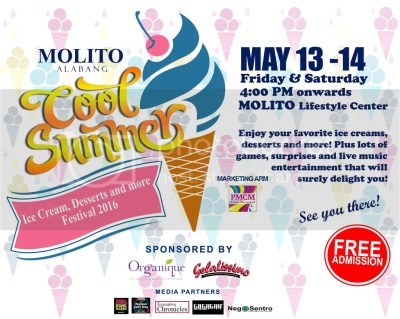 Molito Alabang #CoolSummerFest2016