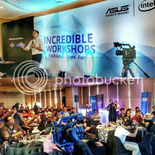ASUS Incredible Workshop with Jason Magbanua