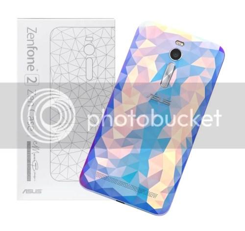 ASUS ZenLooks Cutie Pie Marzia Zenfone 2 Case4