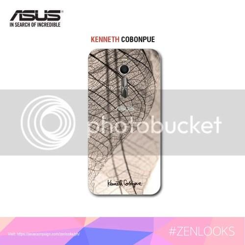 ASUS ZenLooks Kenneth Cobonpue - Influencer ZenFone Case